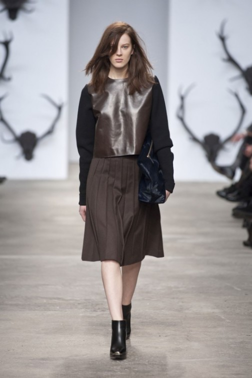 Trussardi Fall 13