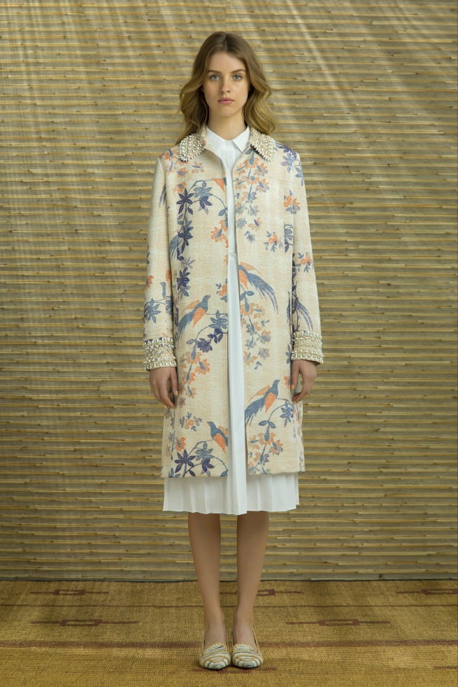Tory Burch resort 14 Collection