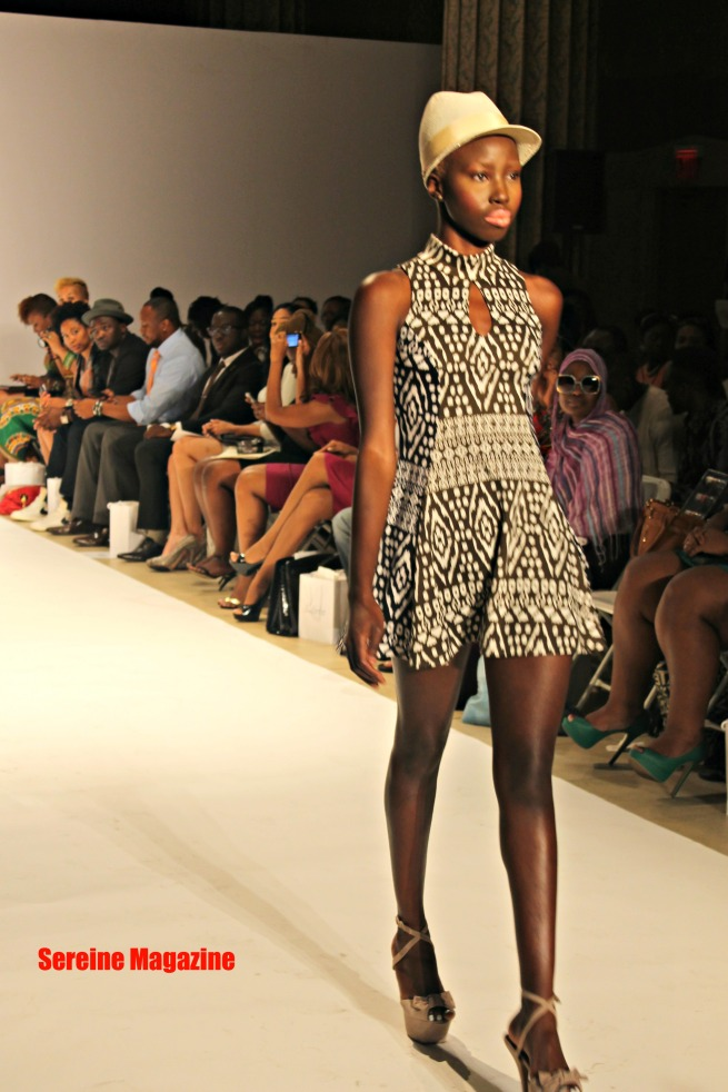 Farai Simoyi Adiree African Fashion Week New York 2013