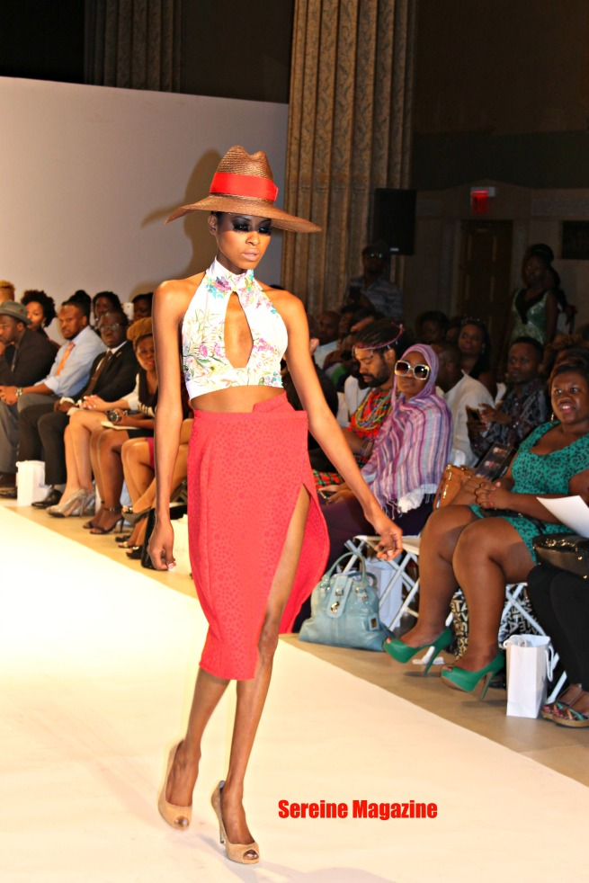 Farai Simoyi Adiree African Fashion Week New York 2013