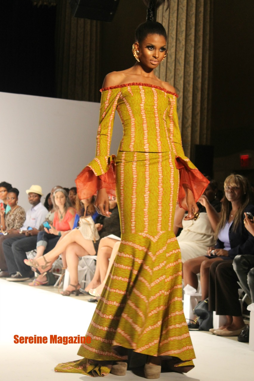 House Of Sarfo AAFW 13