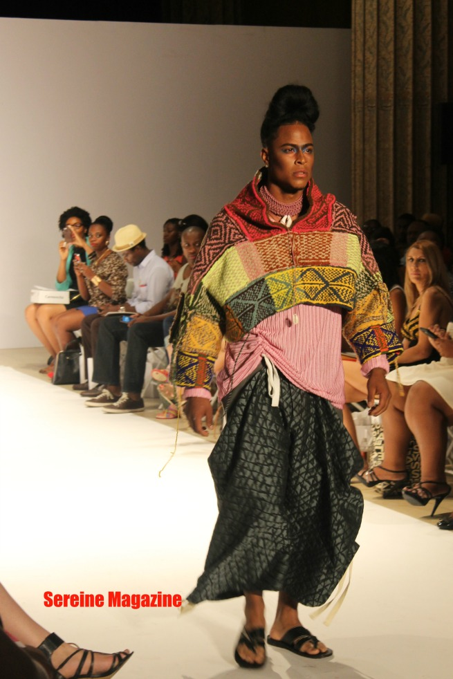 Adiree African Fashion Week NY 2013