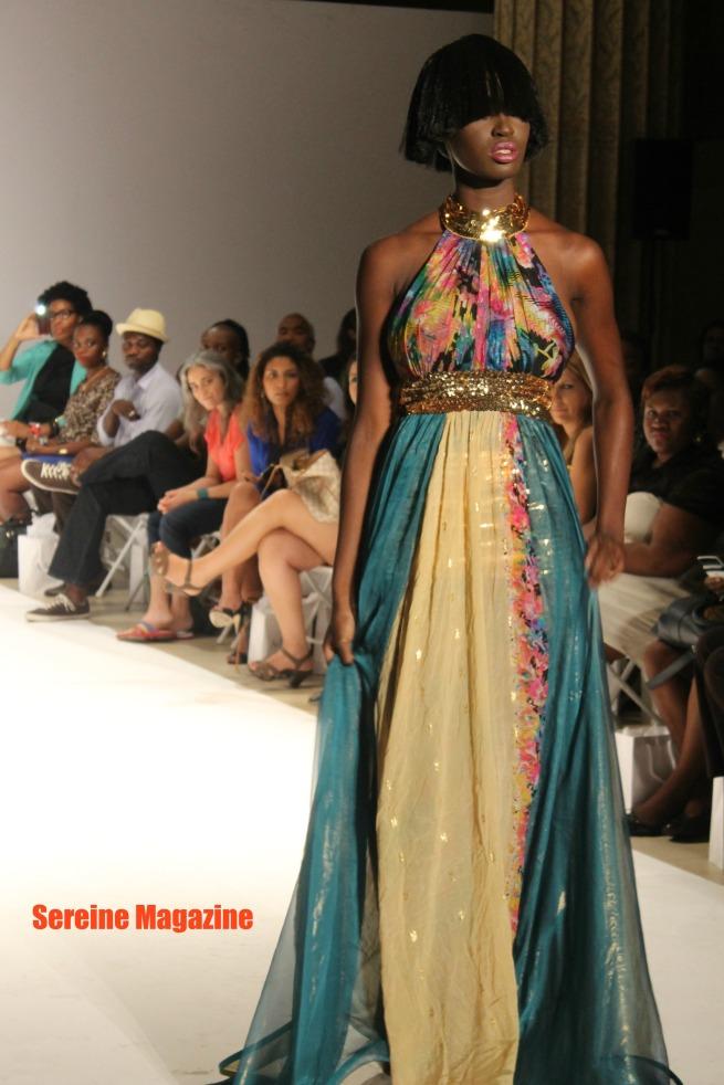 Liz Ogumbo Fall 13 Collection