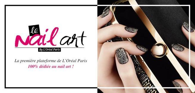 L' Oreal Paris Nail Art