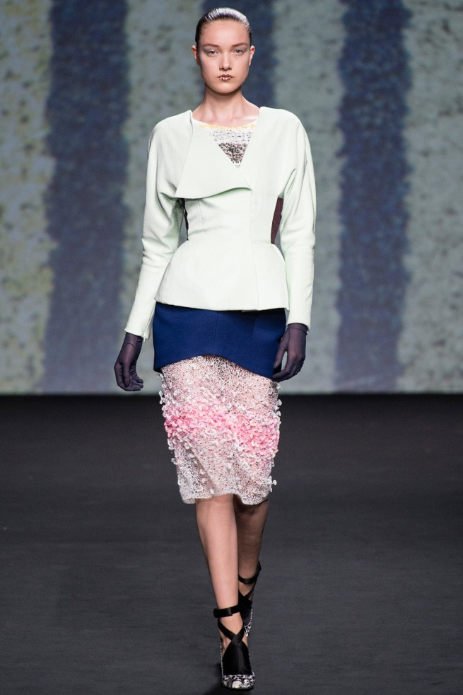 Dior Couture Fall 13 Show Review