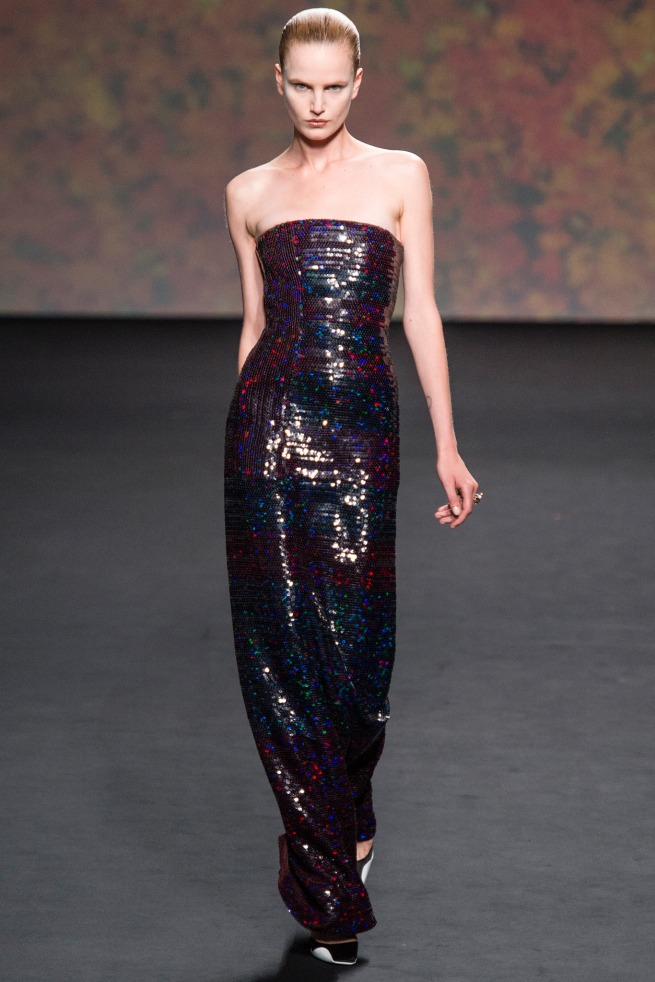 Dior Couture Fall 13 Collectioon Review