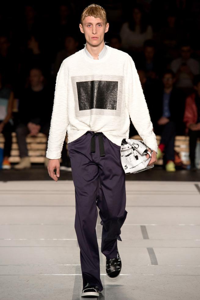 _Kenzo Spring 14 Men Ready To Wear