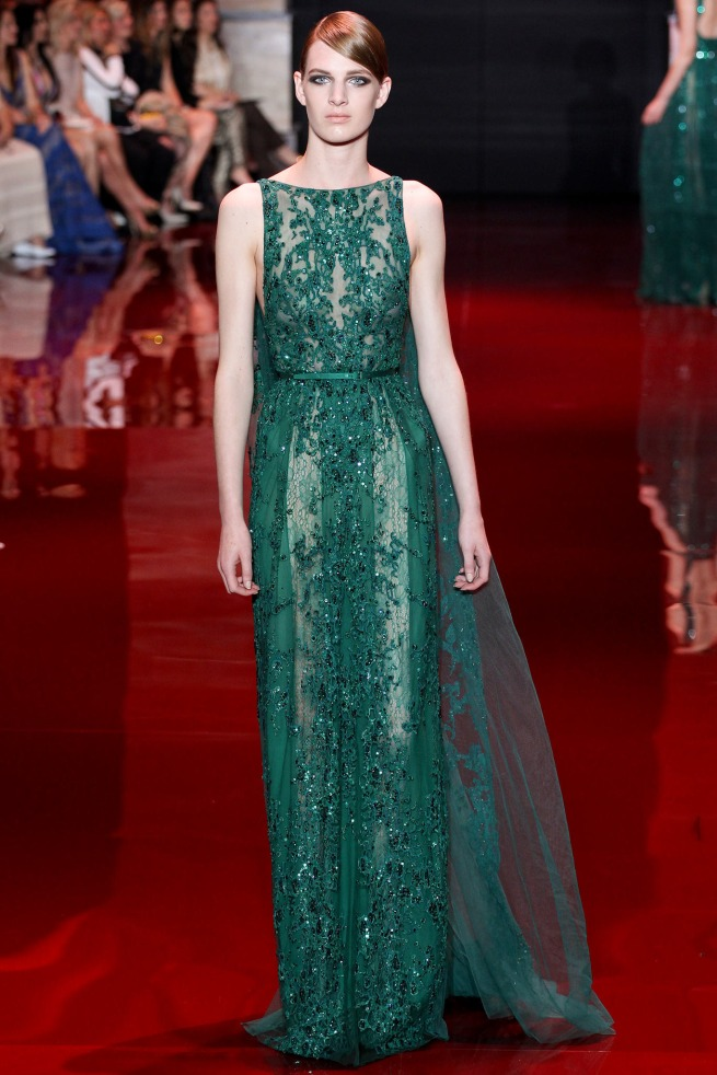 Elie Saab Couture Fall 13