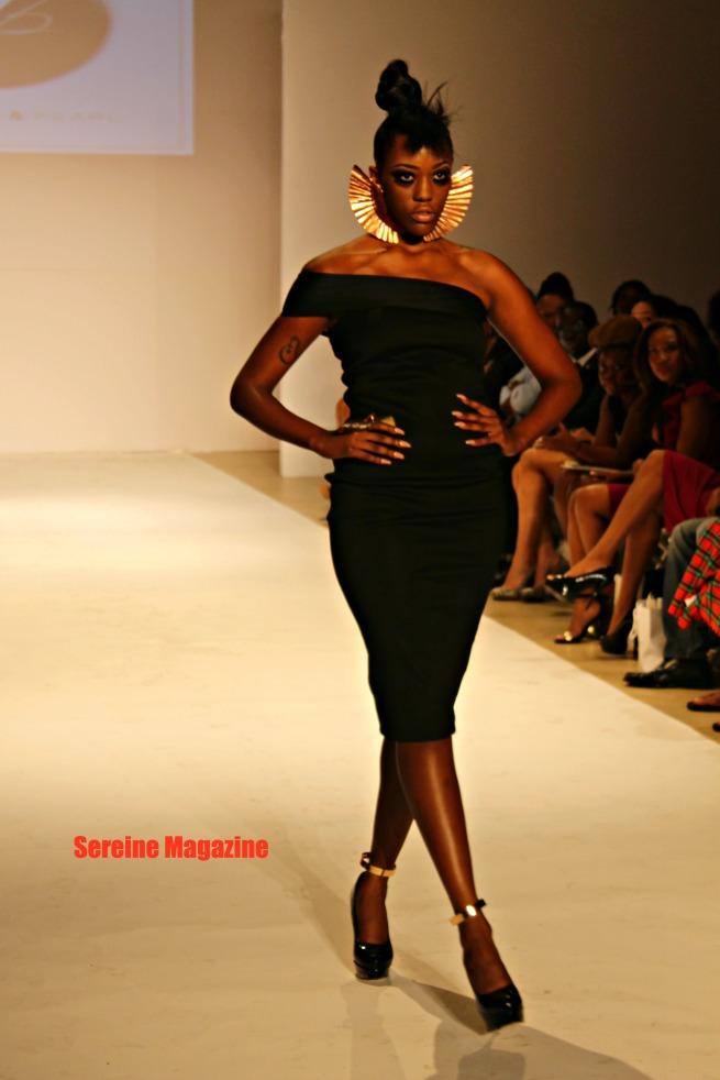 Cinnamon&Pearl Adiree African fashion Week NY 2013