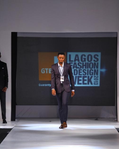 Rodney Emeka:Brand Name: McMeka winner of the lagos fashion&design week