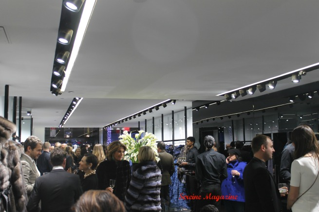 Dennis Basso Flagship New York Store Opening