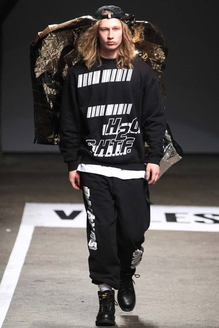ASSK Fall/Winter 2014 Collection During New York Fashion Week
