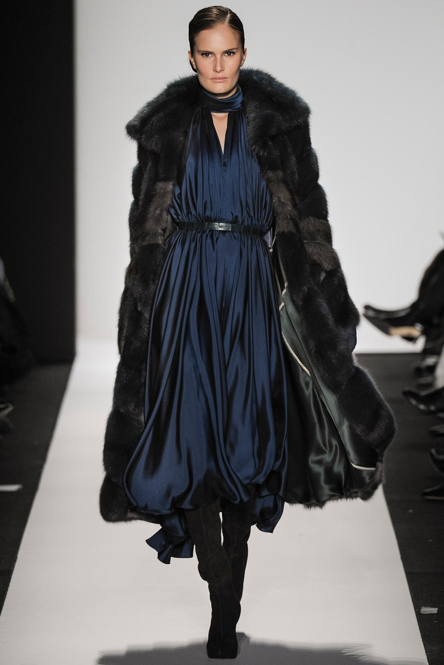 Dennis Basso Fall/Winter 2014 Collection New York Fashion Week