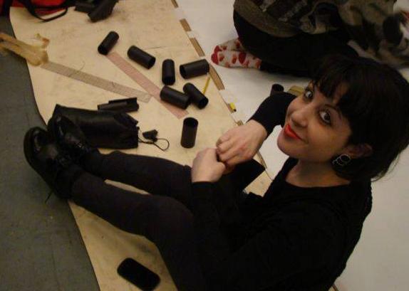 Leyla - building the  photo set