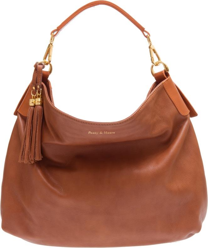 Mariella Tan Peony&Moore handbags