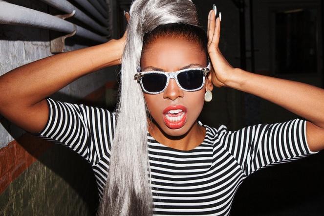 Enerjiee Sunglasses  Bt Sherine Patrick