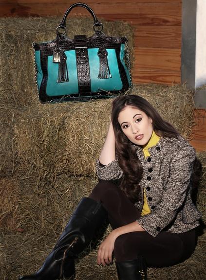 Mel Boteri handbags