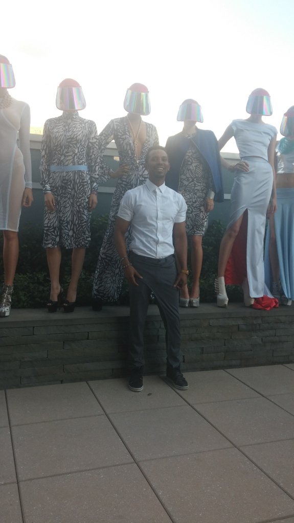 Edwing D'Angelo and models