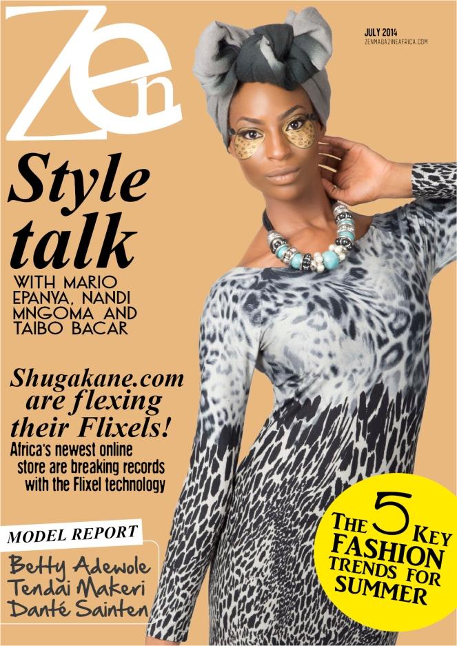 Zen+Magazine+Africa+July+2014+Cover+with+Shugakane