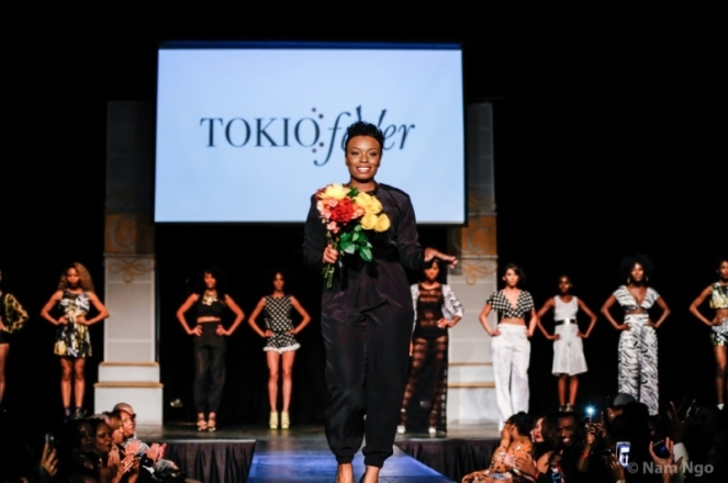 Tokio Fever Collection by Kenya Jametta