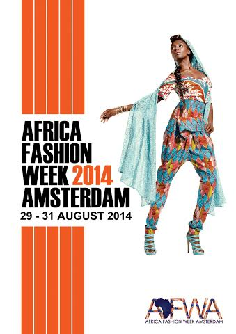 Amsterdam Fashion Week 2014  First Edition